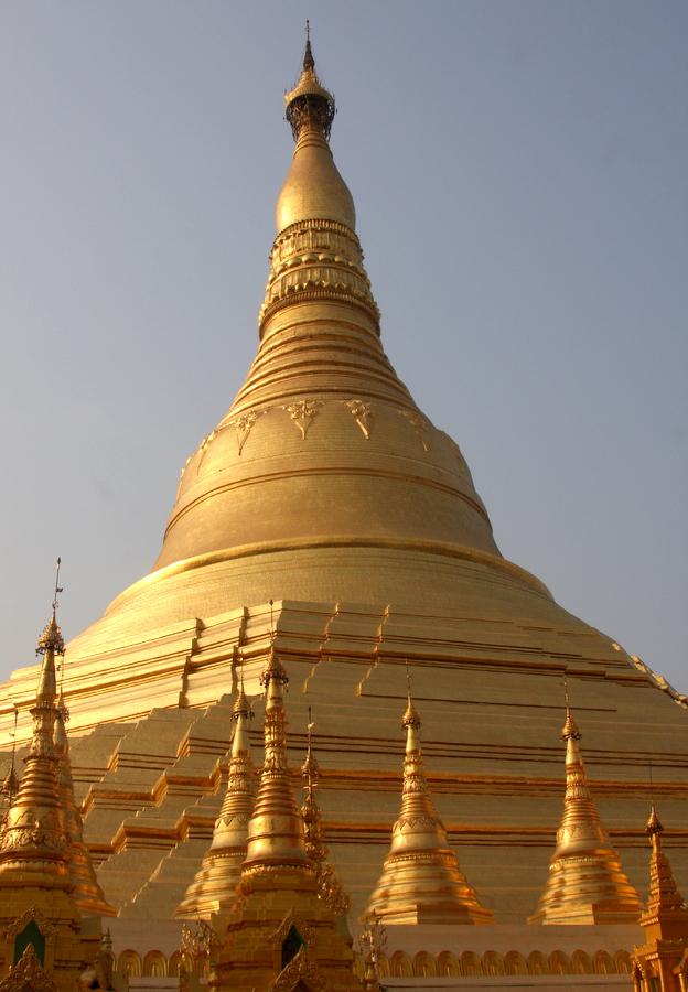 Myanmar: Shwedagon Pagoda