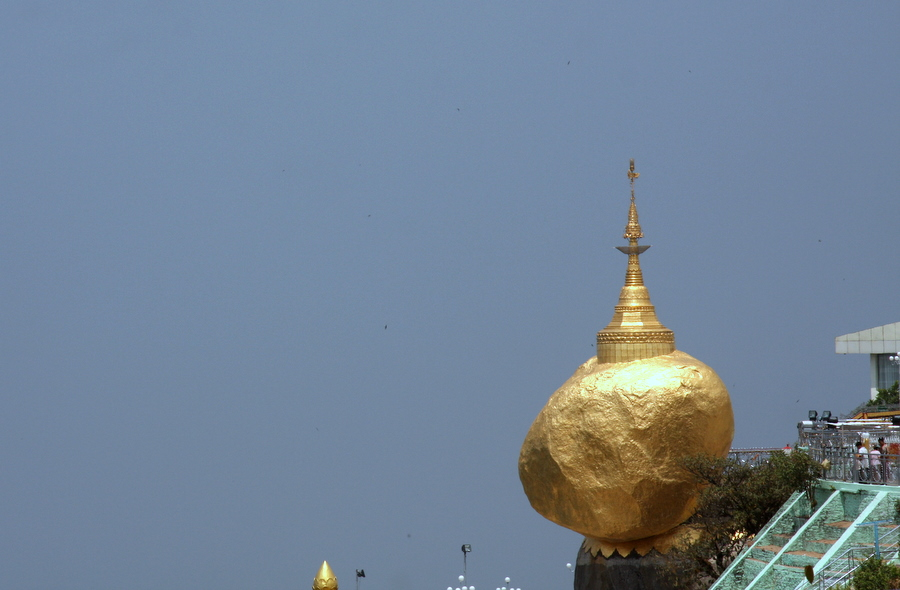 Myanmar: Golden Rock