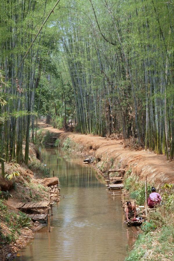 Myanmar: Inle Lake Canal