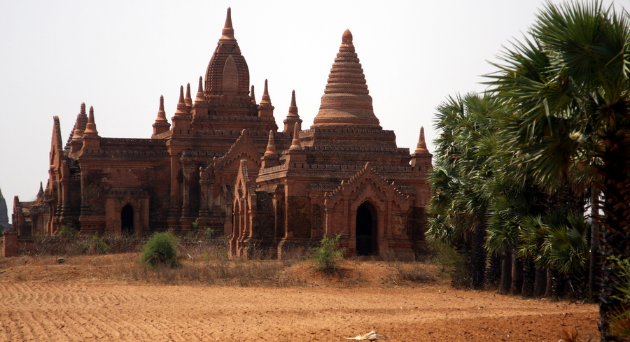 Myanmar: Bagan Temple