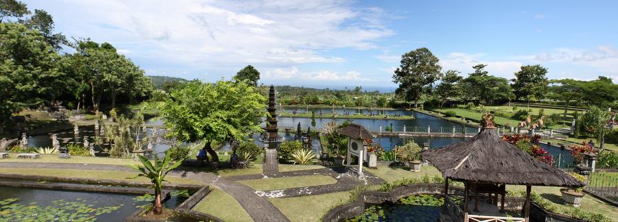 Bali: Tirtagangga Water Palace