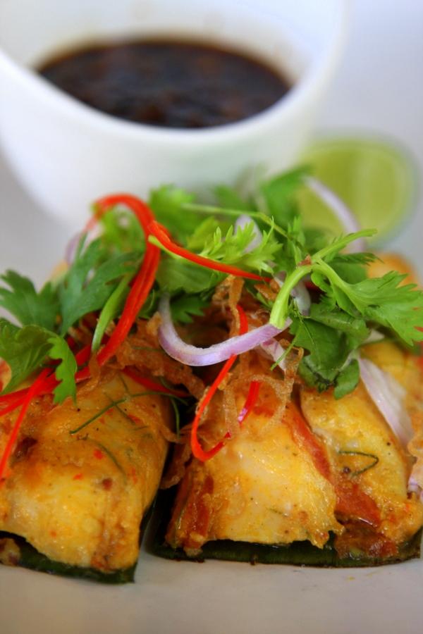 Bali: Lunch at Uma Ubud