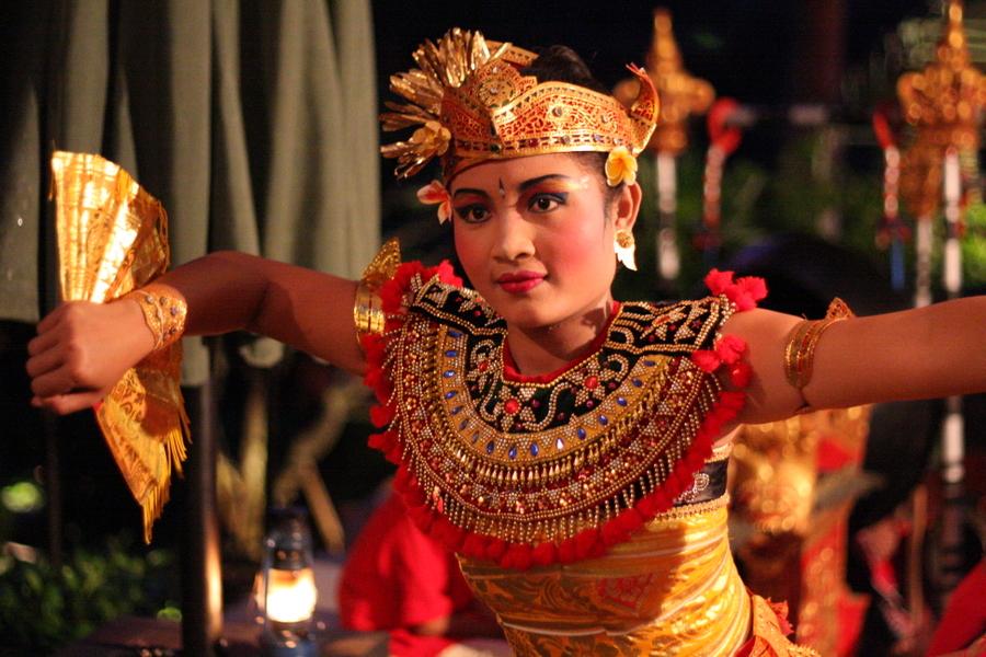 Bali: Dancer