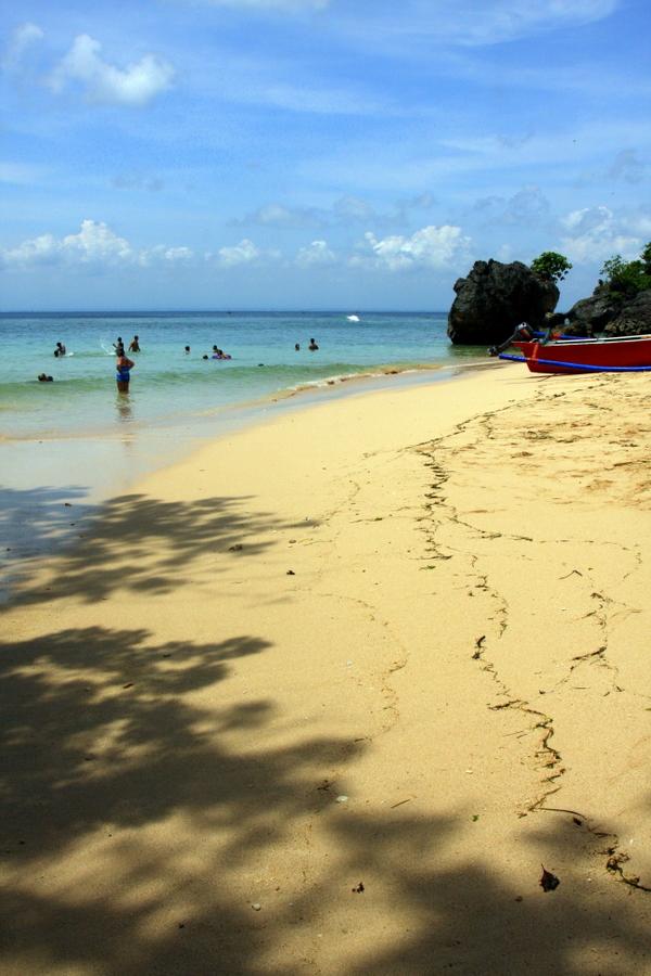 Bali: Padang Padang Beach