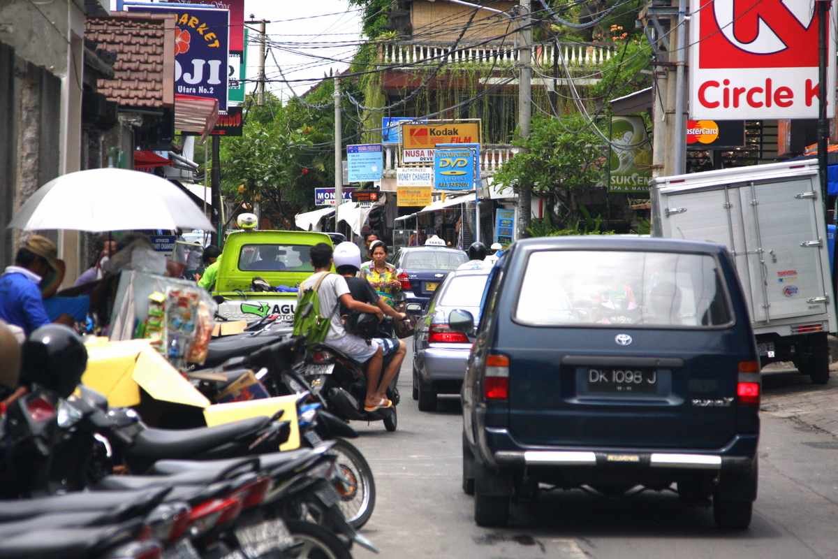 Bali: Miscellaneous Transport