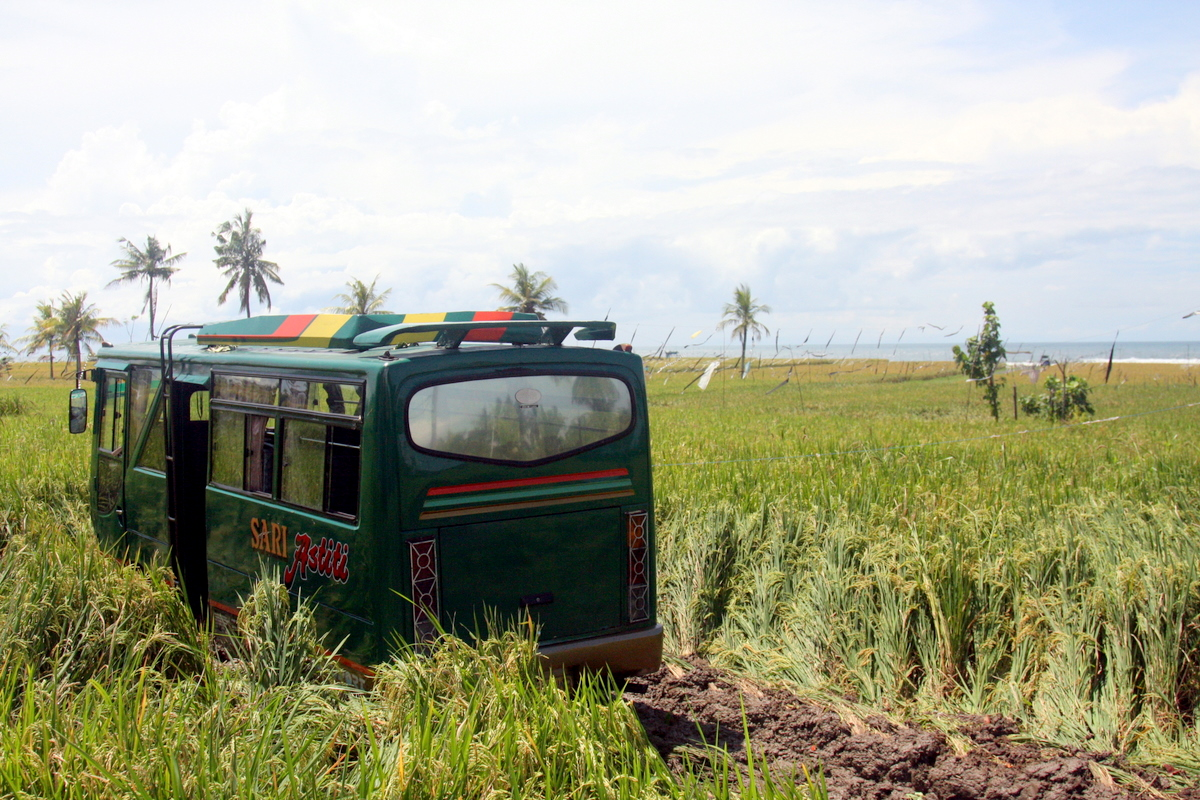 Bali: Public transport is not always the best option