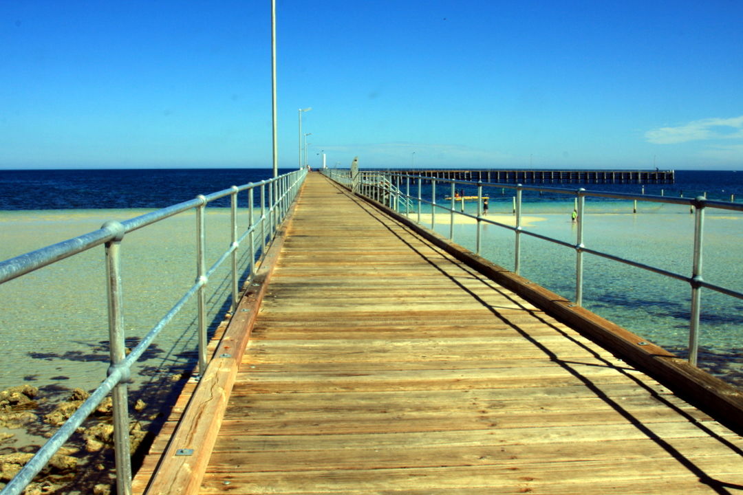 Moonta Jetty