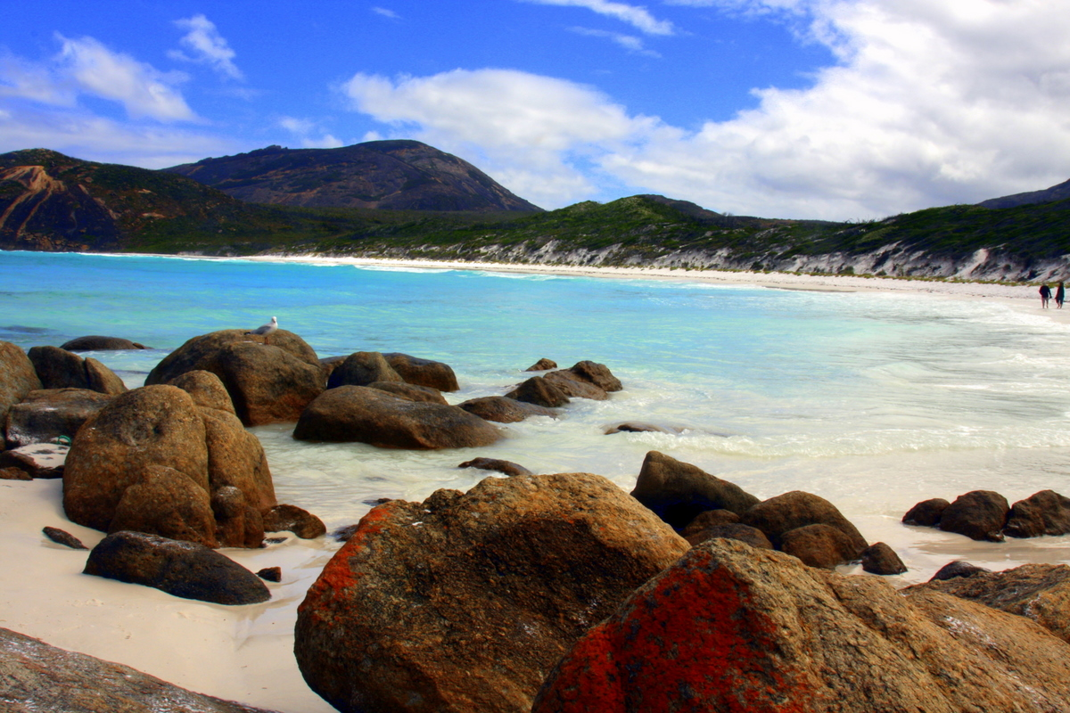 Stunning Beach in Cape le Grand National Park