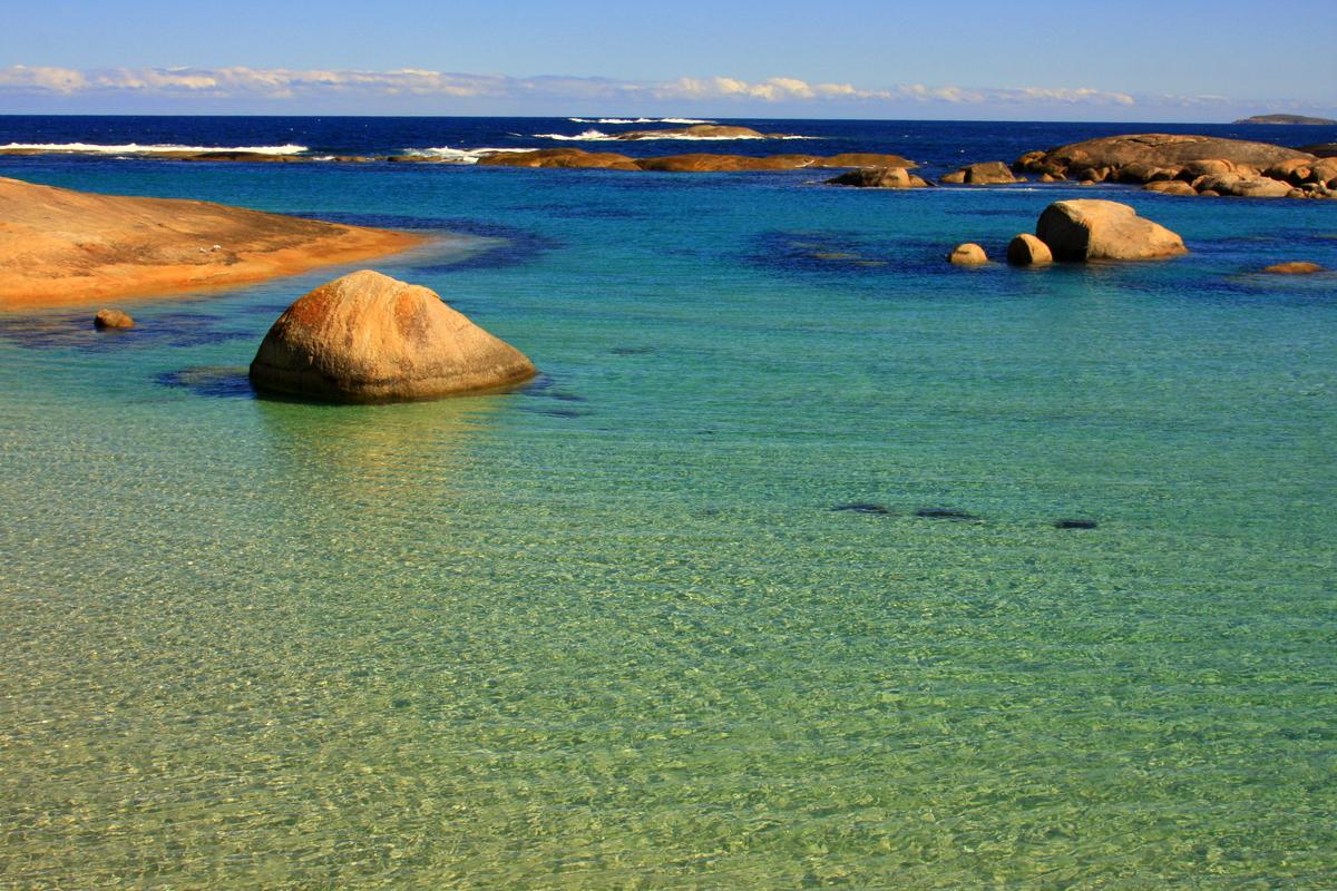 Greens Pool, Denmark, Western Australia