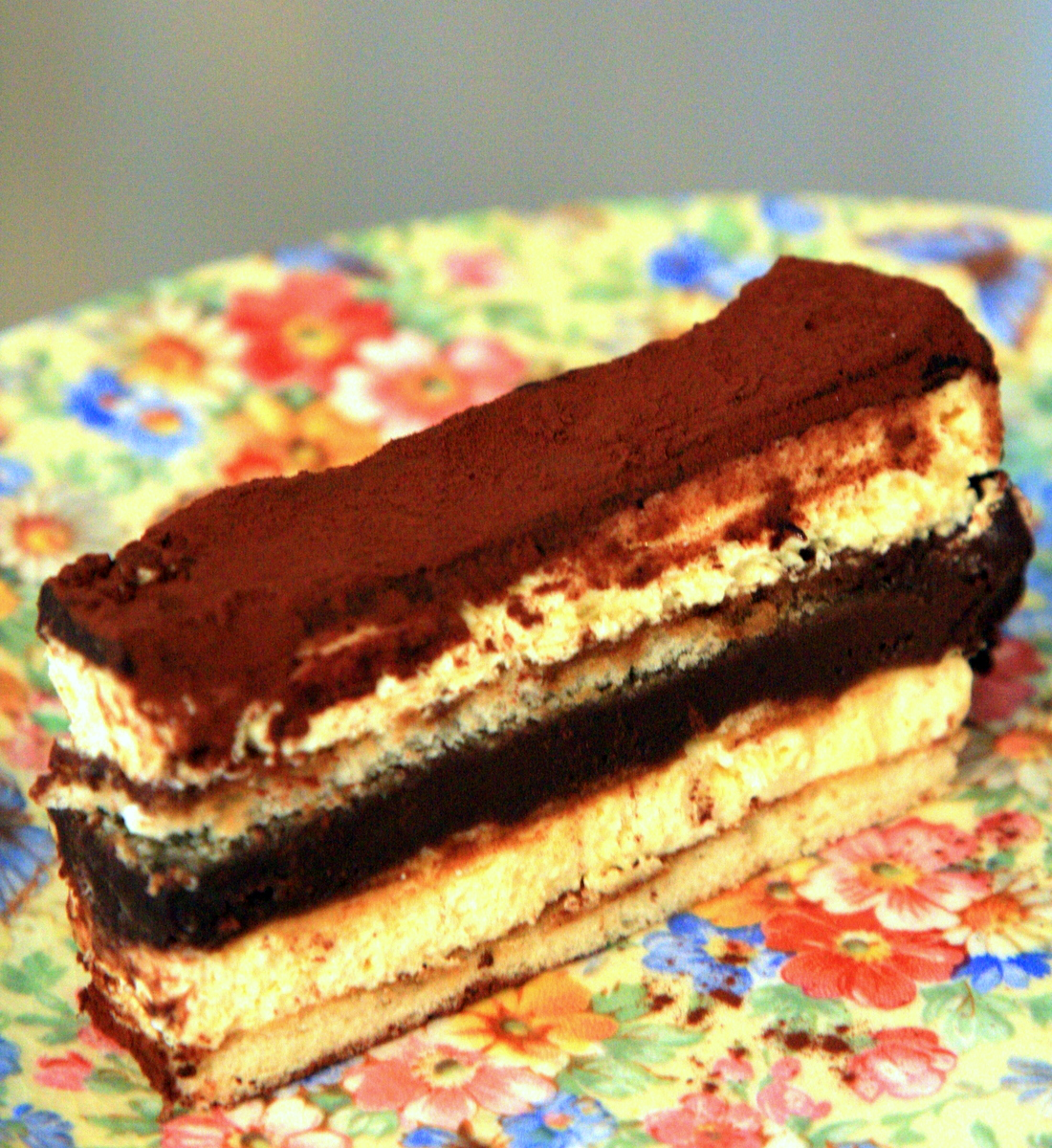 Opera Cake from Sweet Infinity