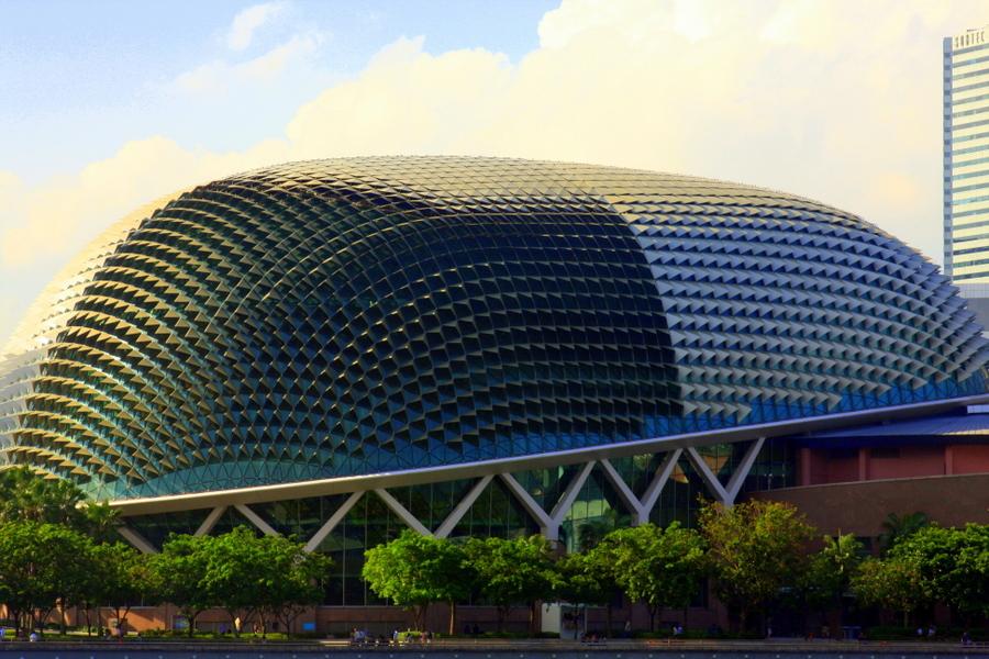 The Esplanade (Durian) Singapore