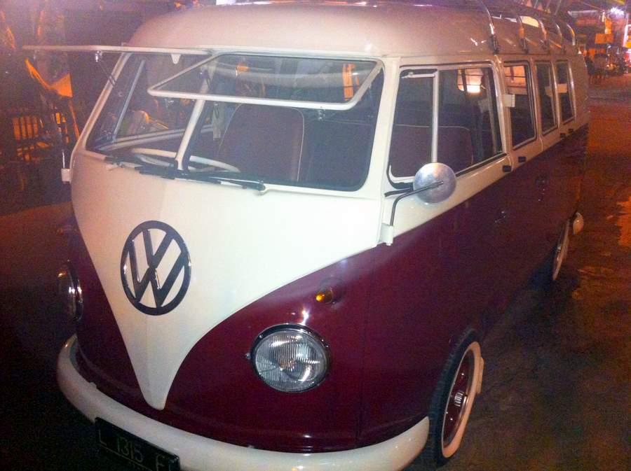 Bedhot's Amazing Volkswagen