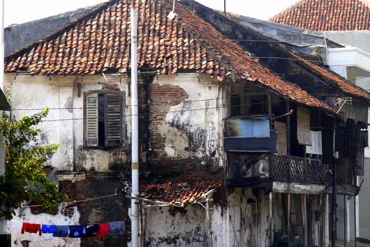 Semarang old city