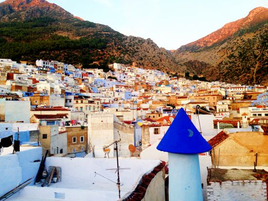 Chefchaouen was an impressive start to Morocco