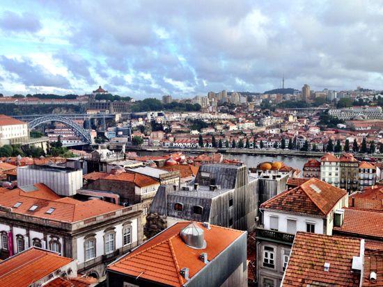 Porto was a relief