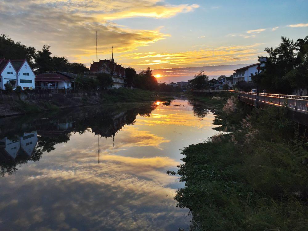 Lampang River View