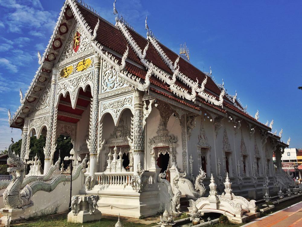 Lampang White Wat