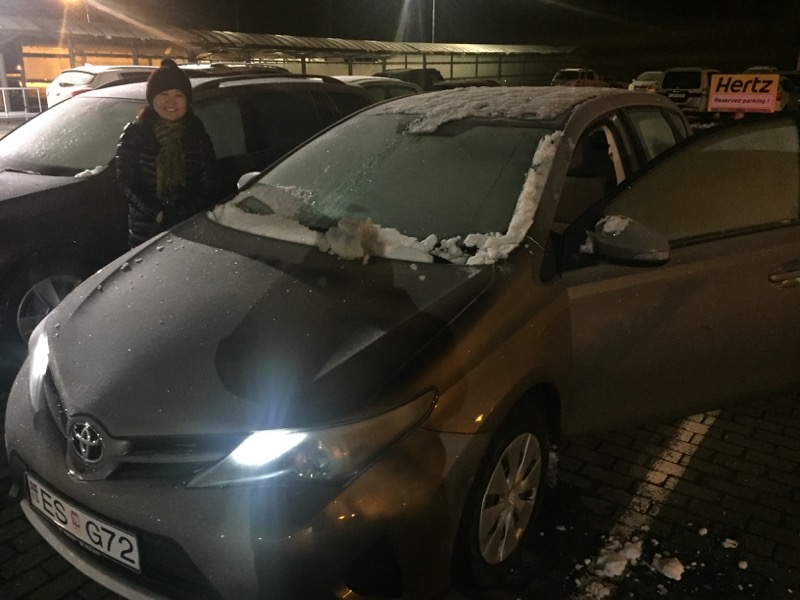 Iceland Car Hire Pickup Keflavik Airport