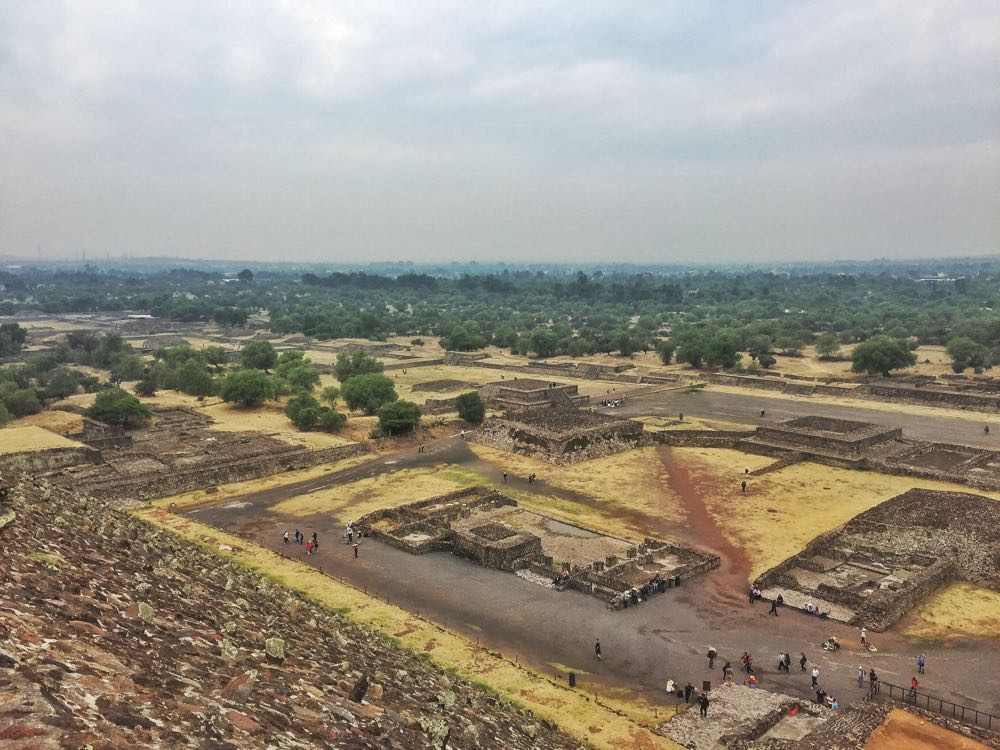 Teotihuacan without tour