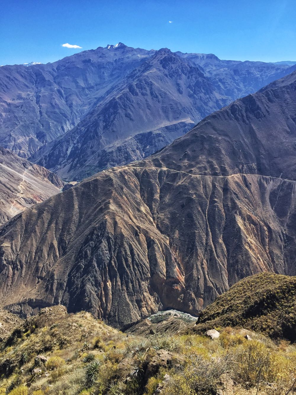 Colca Canyon Independently