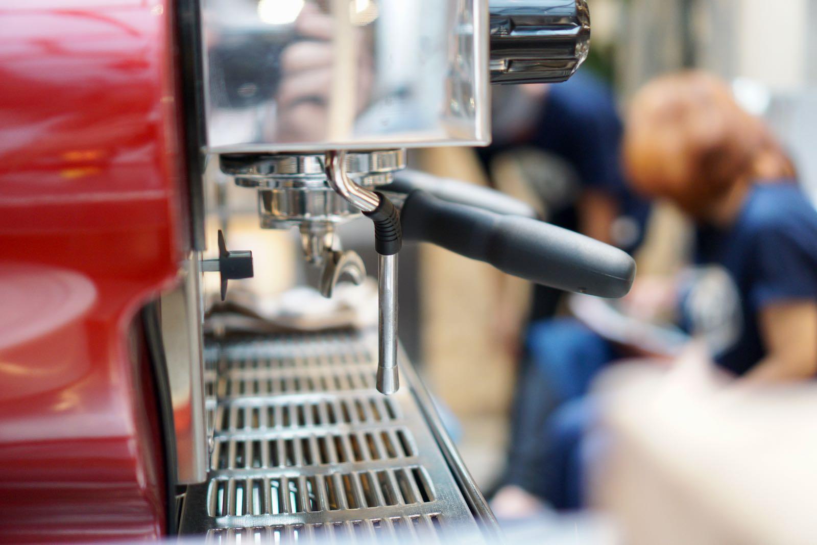 Espresso machine Eiger Coffee