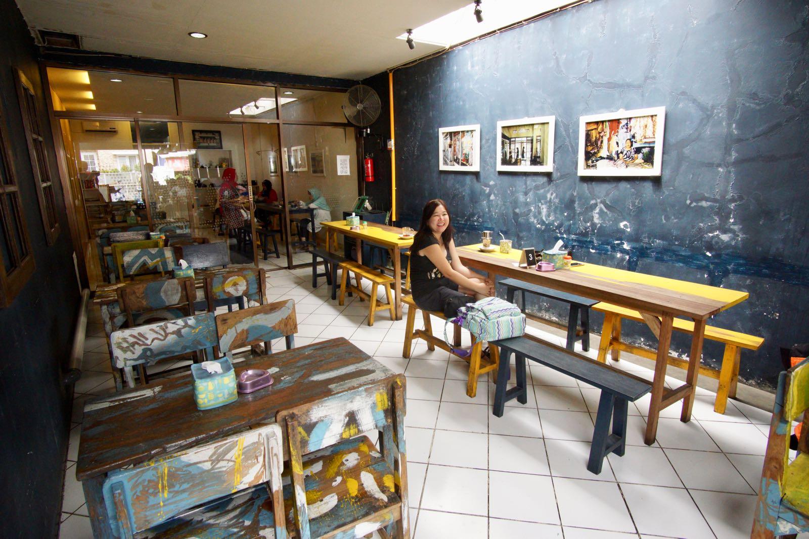 Interior design Imah Babaturan-Bandung