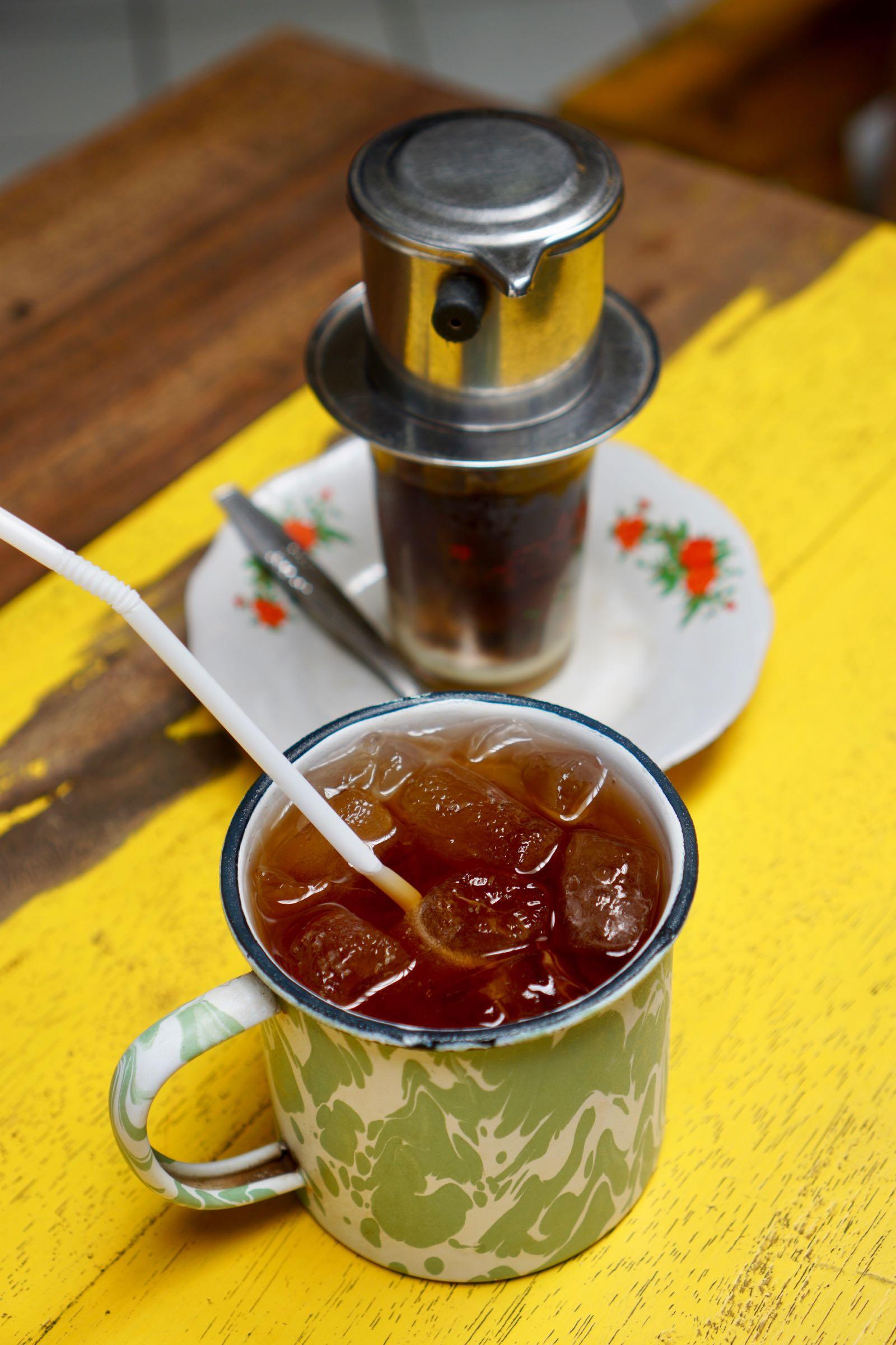 Simple manual brew Imah Babaturan