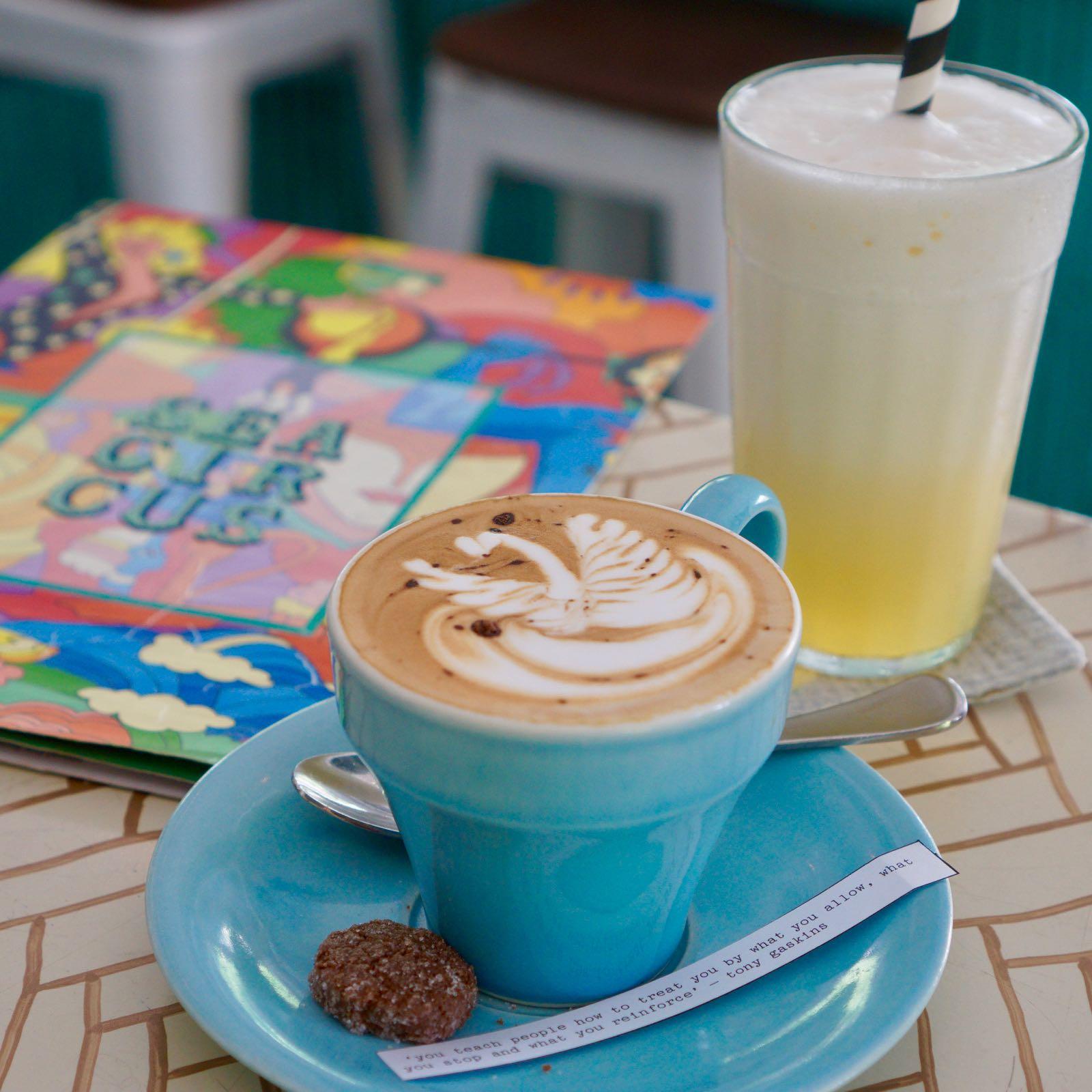 Coffee at Sea Circus