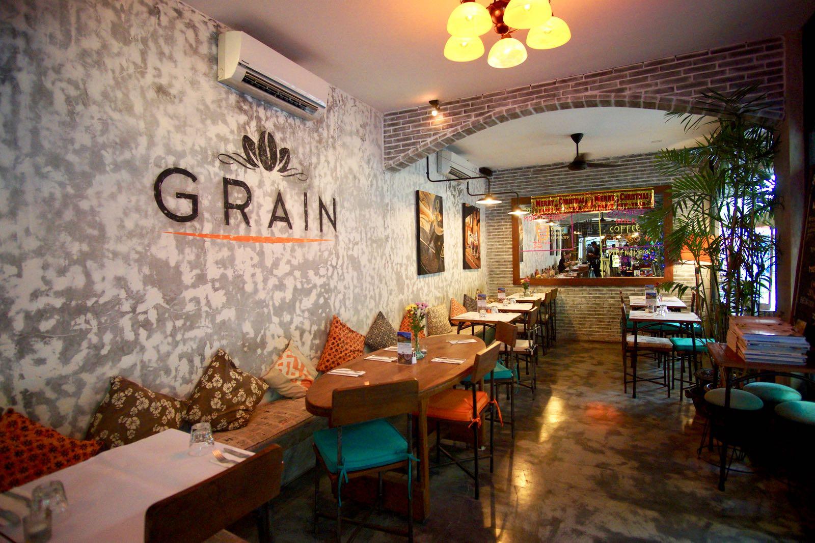 Lower Floor Grain Cafe