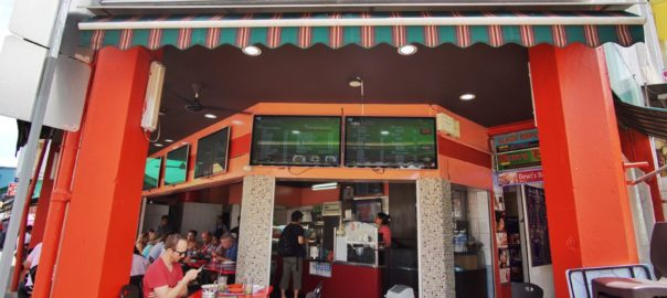 Usman Restaurant Little India Singapore front