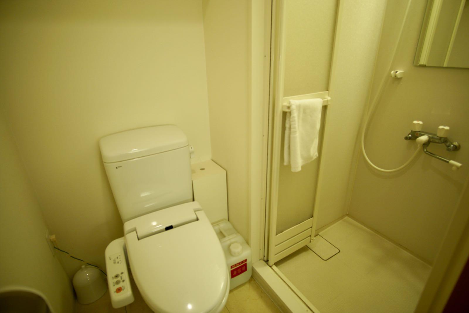 Bathroom at Dormy Inn Kanazawa