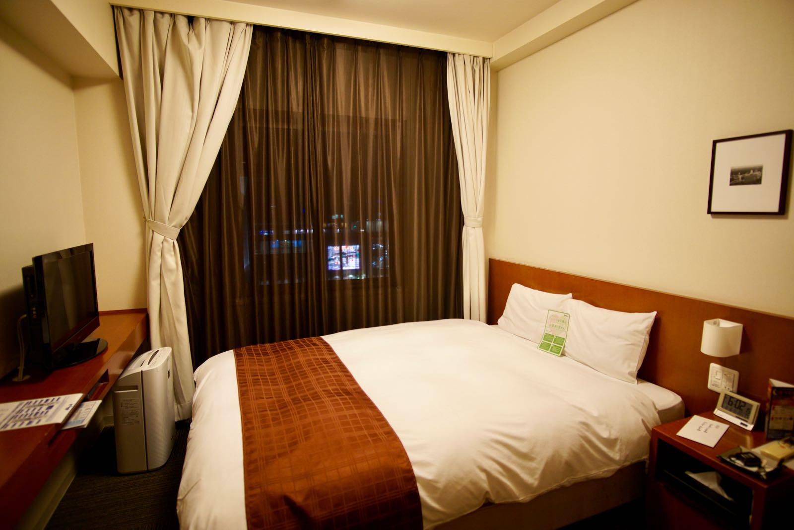 Room at Dormy Inn Kanazawa
