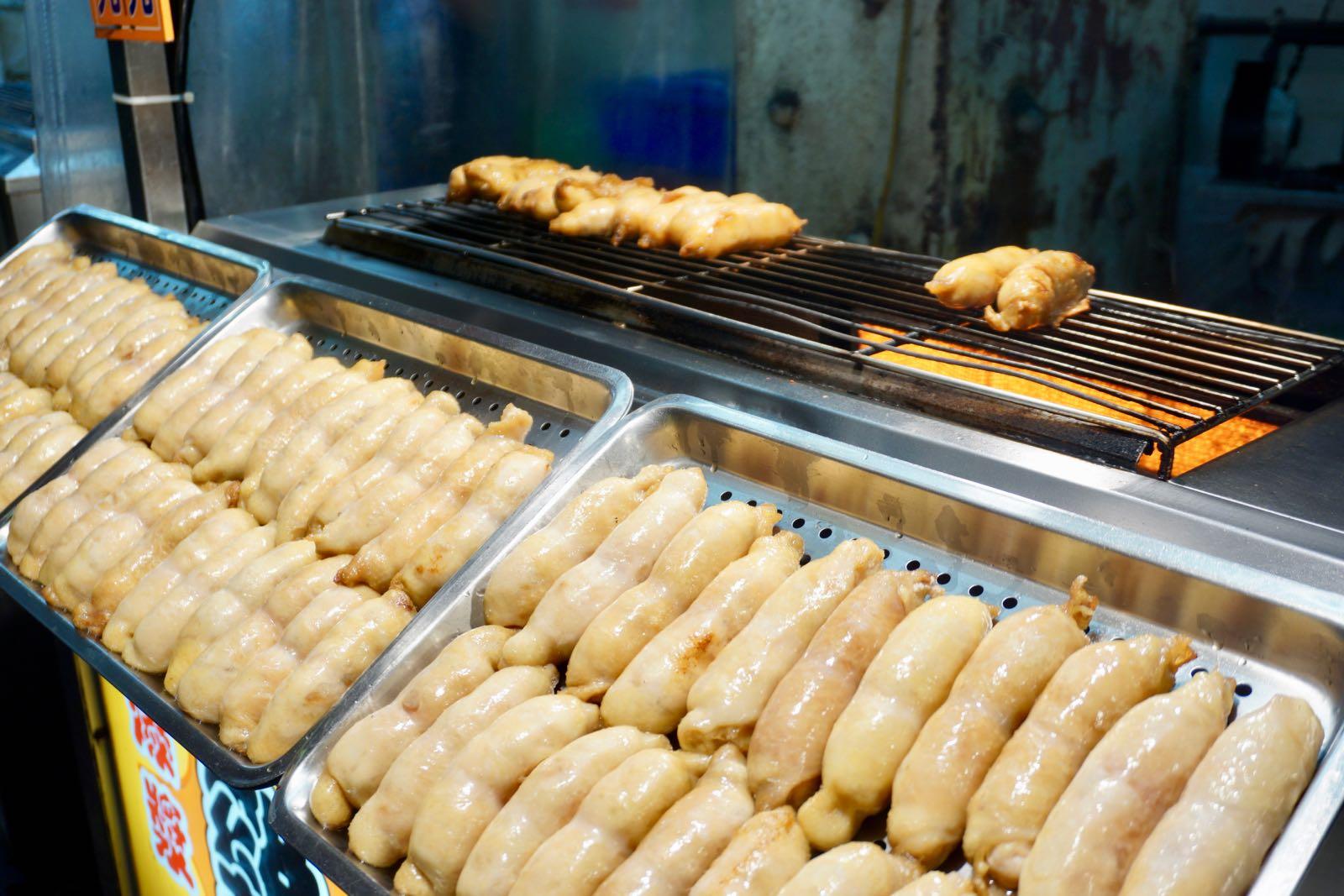 Chicken Sausage Taichung