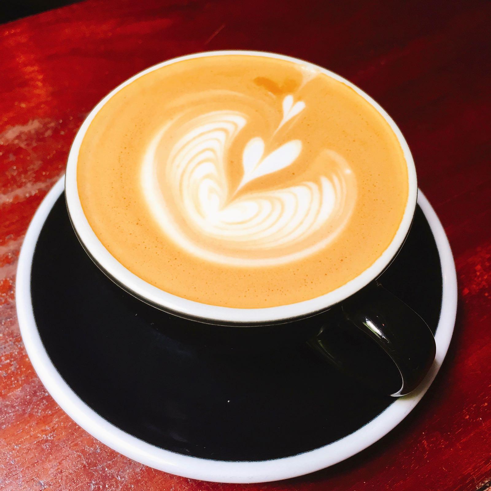 Coffee at VCR Cafe Kuala Lumpur