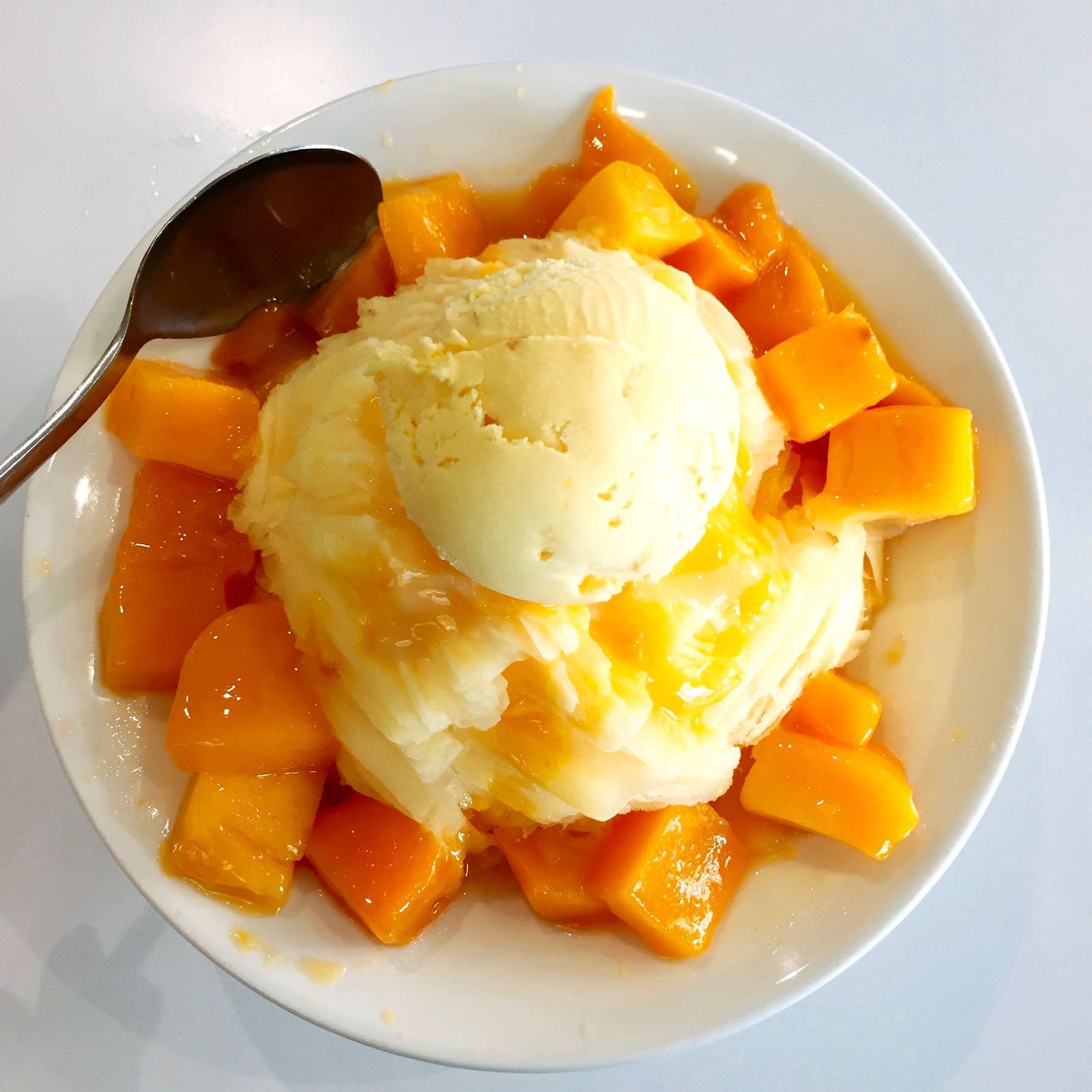 Mango Dessert Taipei