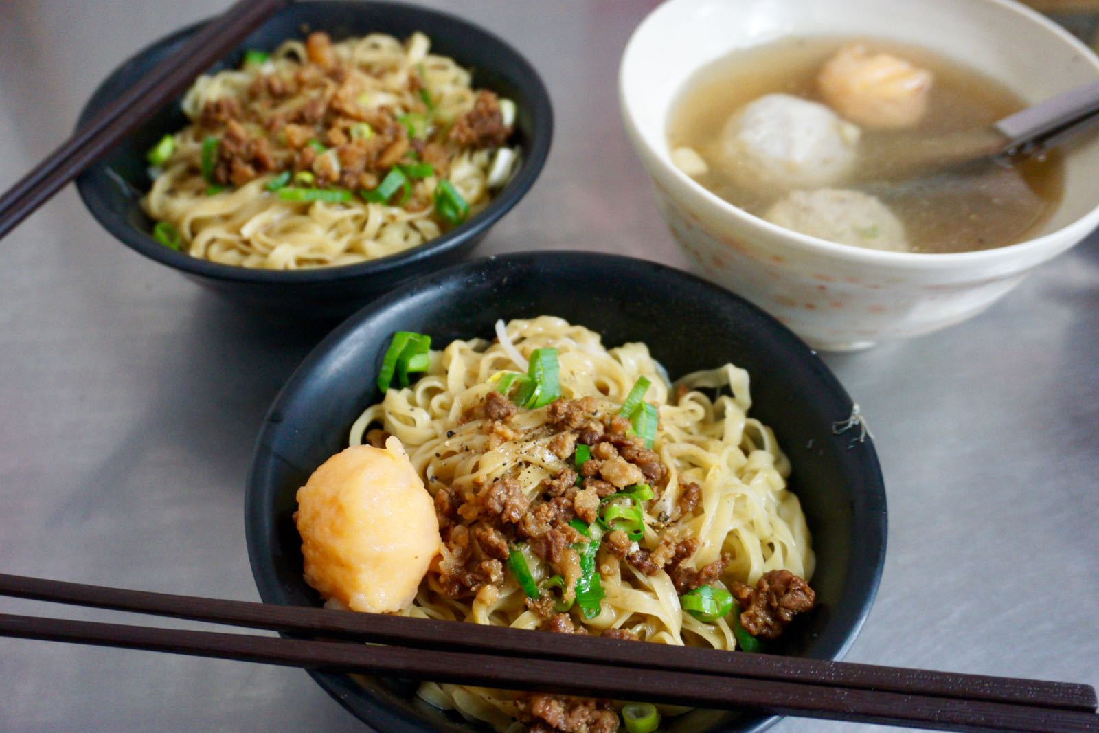 Three generation noodles Taichung