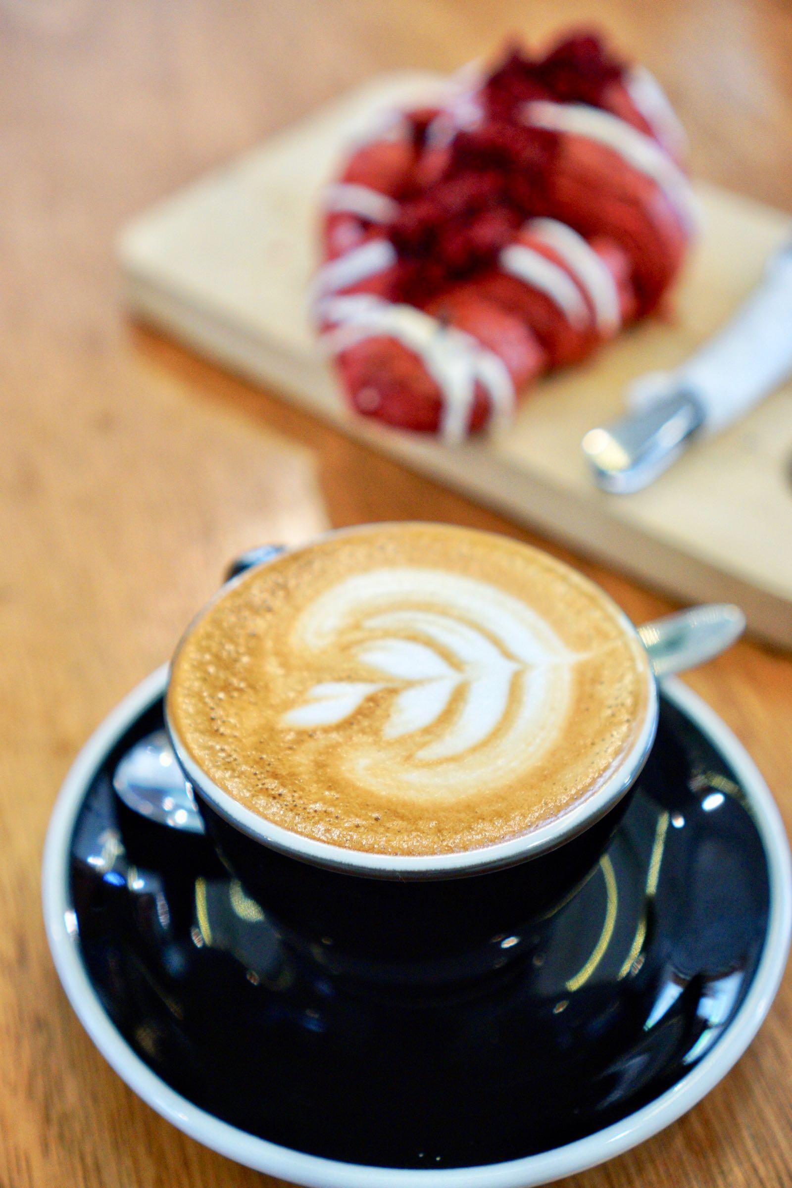Aditi Bandung Coffee and Croissant