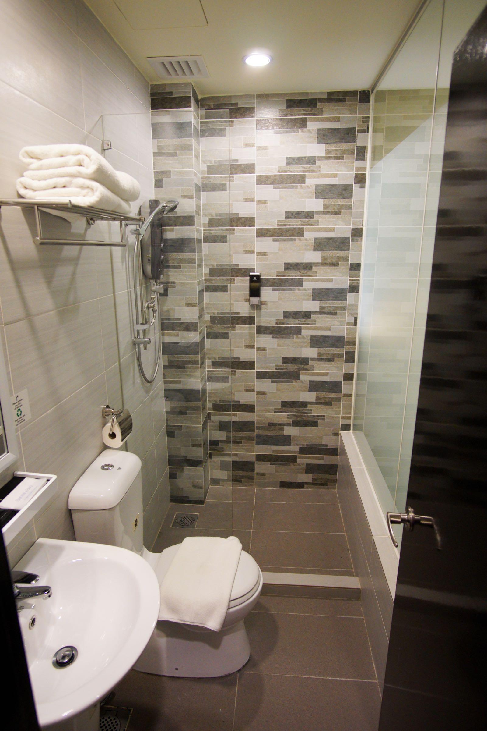 Big M Hotel Kuala Lumpur Bathroom