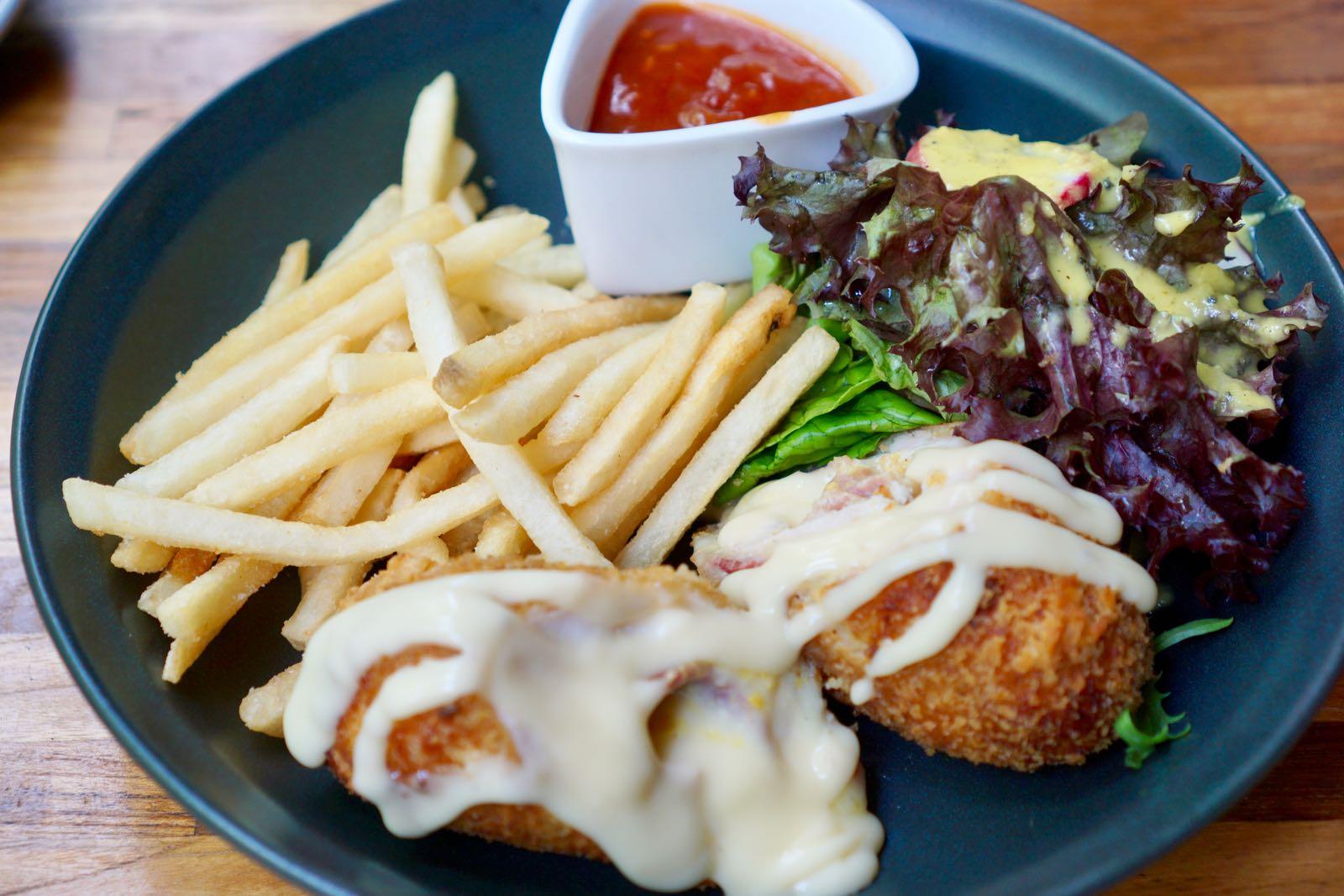 Chicken Cordon Bleu Ambrogio