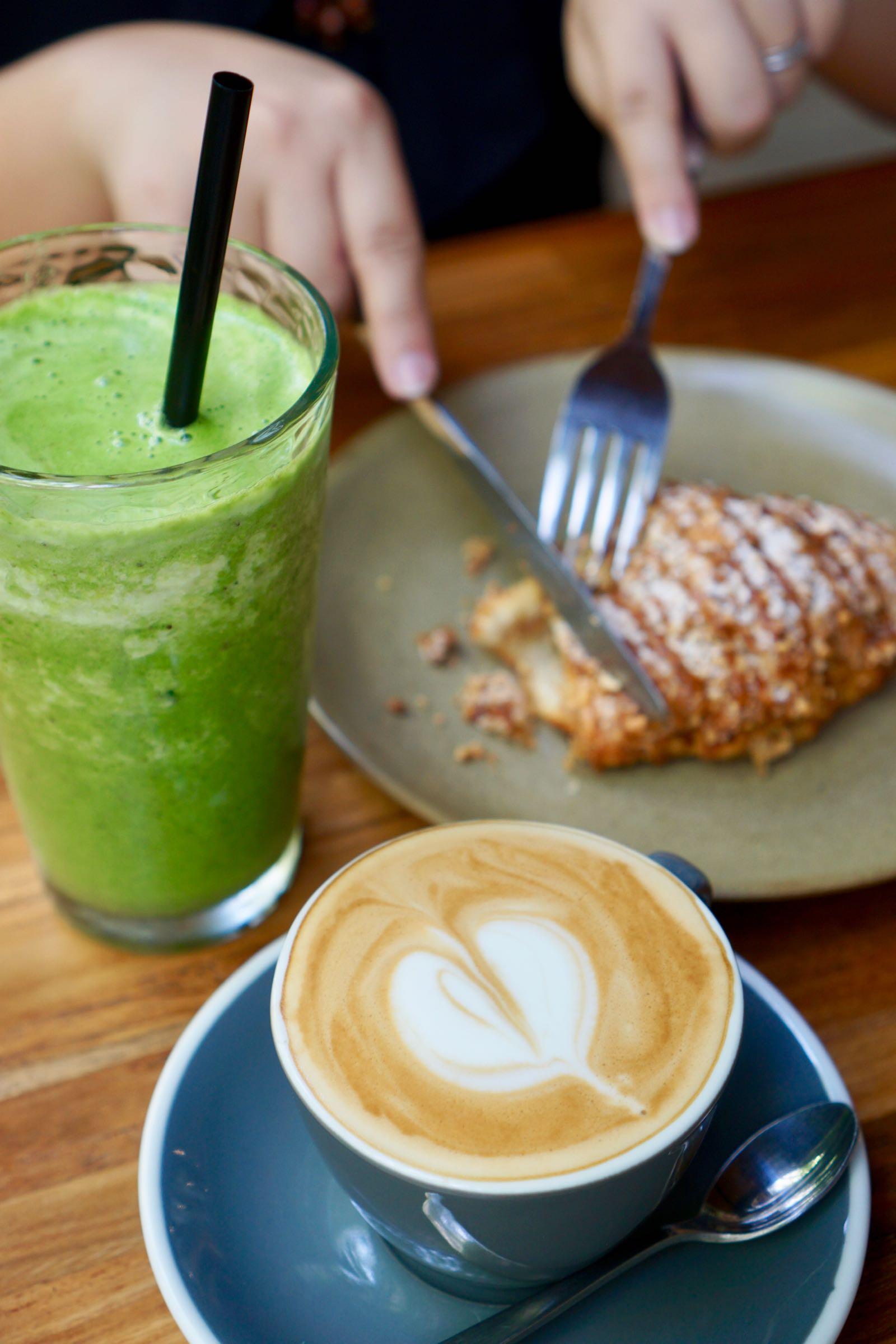 Coffee Juice Pastry Ambrogio