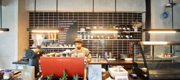 Grind Joe Coffee Machine