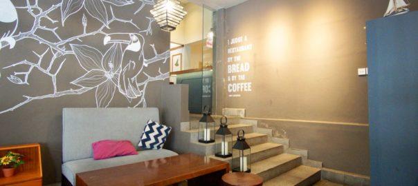 Lula Bakery Coffee Bandung