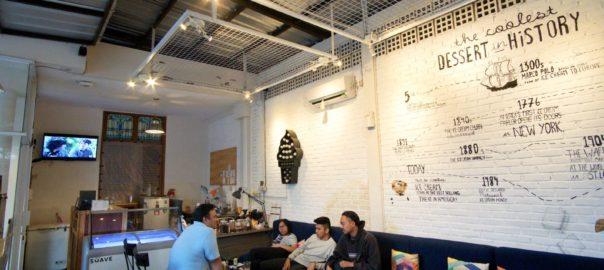 Woodlane Coffee Bandung
