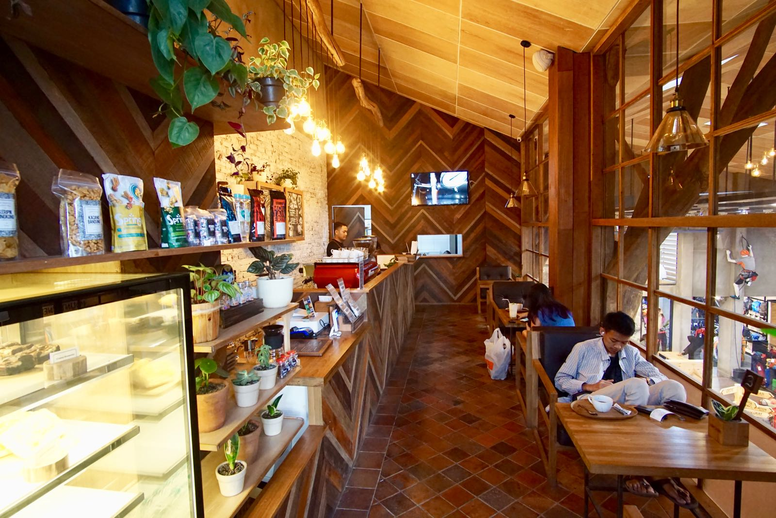 Eiger Coffee Bandung