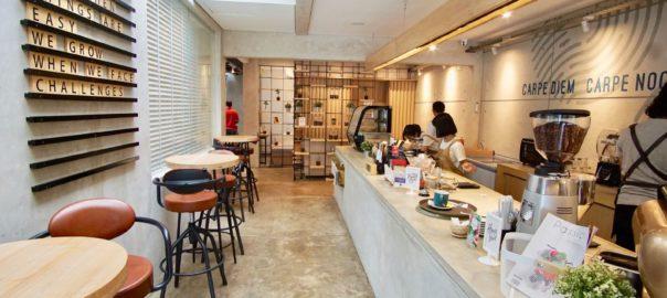 Marka Coffee Bandung Counter