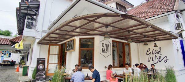 911 Coffee Lab, Bandung