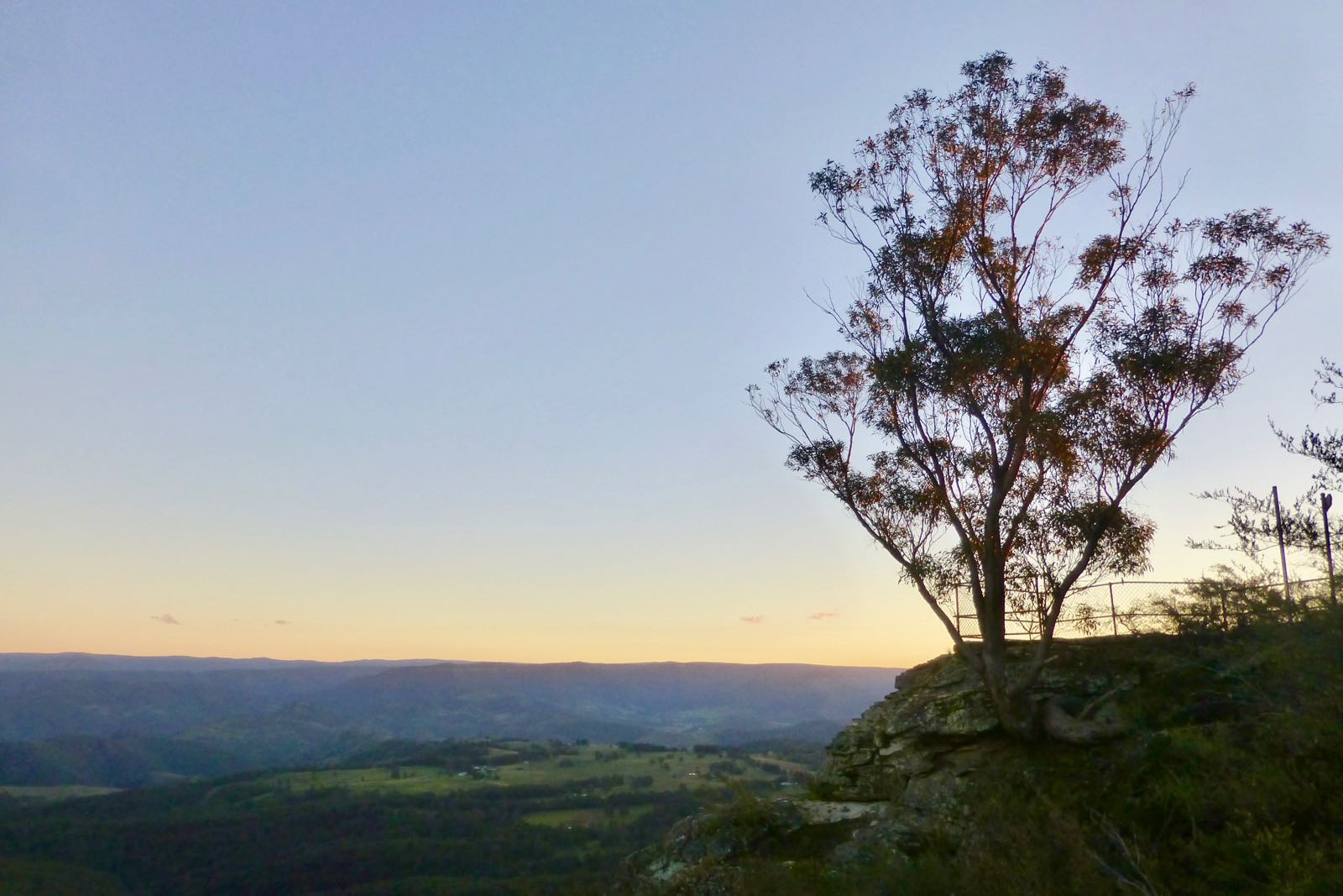 Hargreaves Lookout Blue Mountains