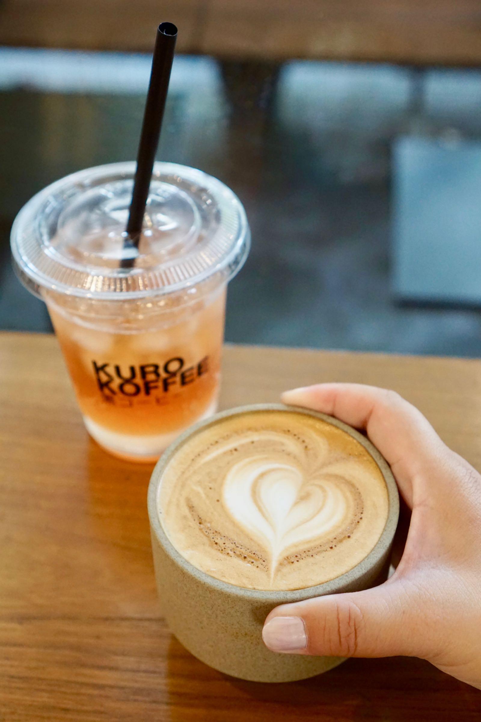 Kuro Coffee, Bandung Drinks