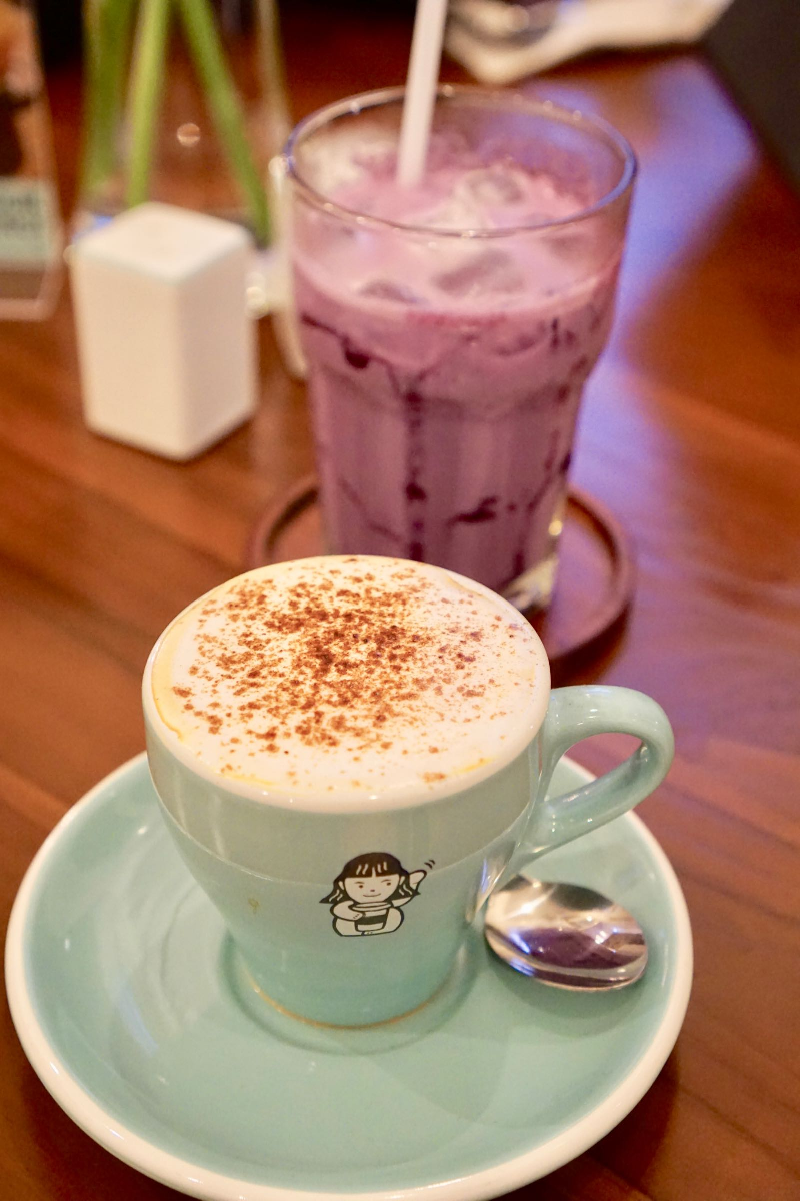 Lazy Lolla, Bandung Drinks
