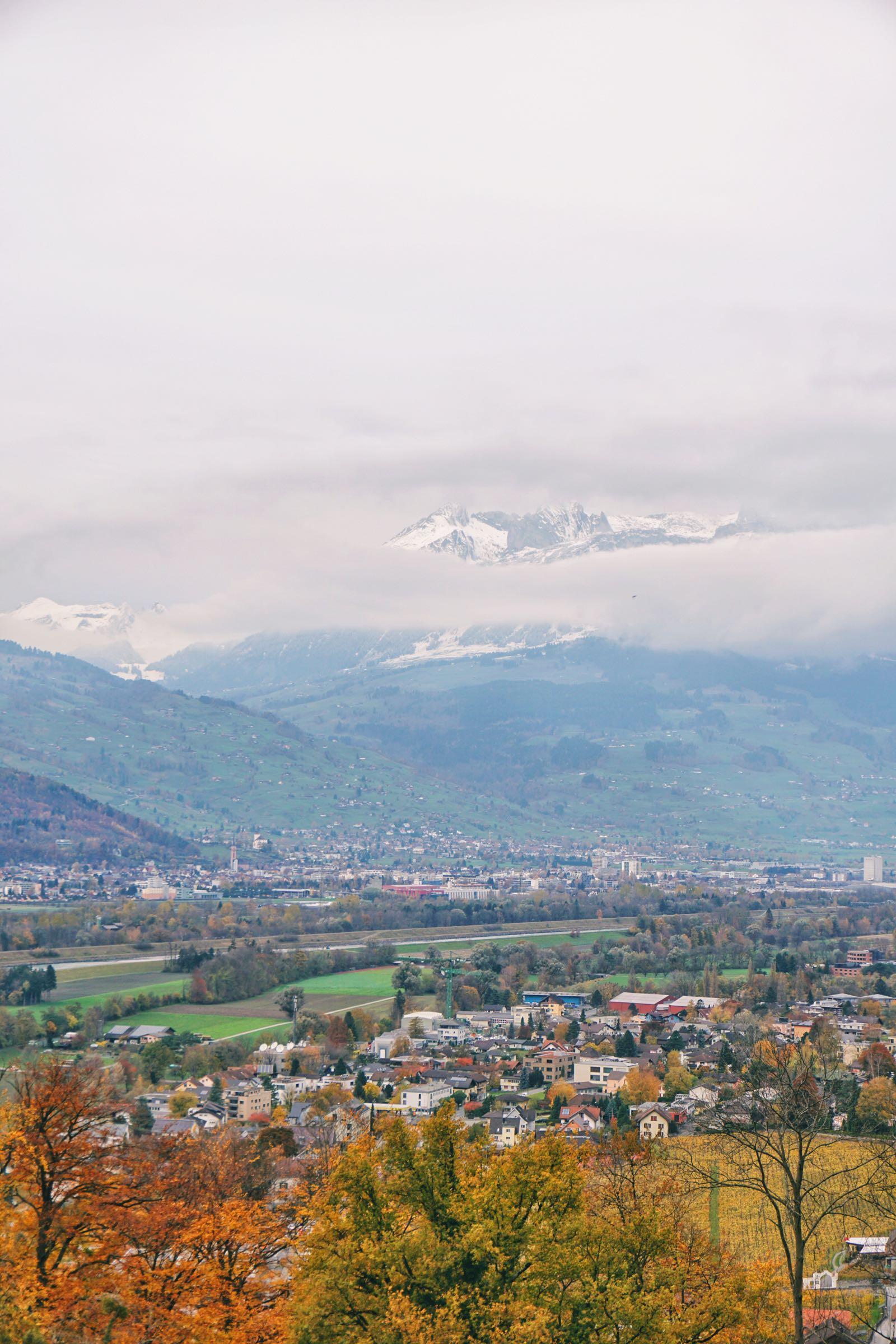 Liechtenstein In Day From Zurich